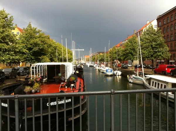 Jour 17 et 18 Flotte à Copenhague