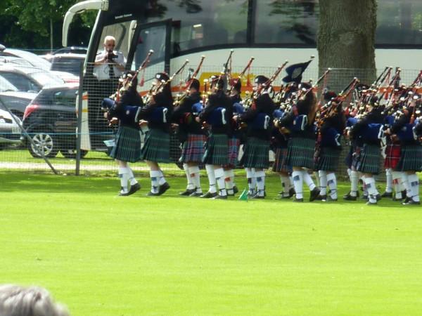 Jour 8 Les Highland Games