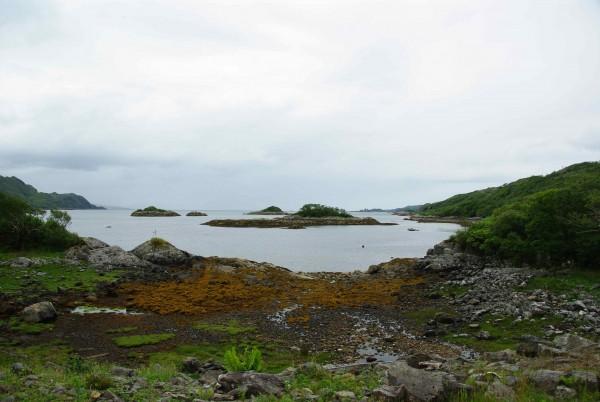 Jour 4 Arrivée à L'Ile de Skye
